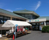 道の駅ロード銀山(島根県大田市久手町)