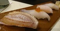 海鮮割烹 朝日(島根県大田市久手町波根西)のどぐろの寿司