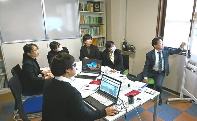 田平労務管理事務所会議室