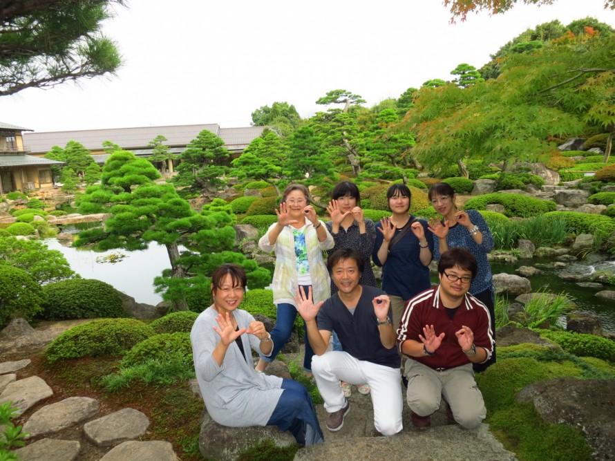田平労務管理事務所50周年記念社員旅行