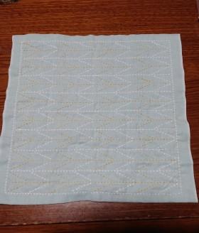 刺し子布巾1